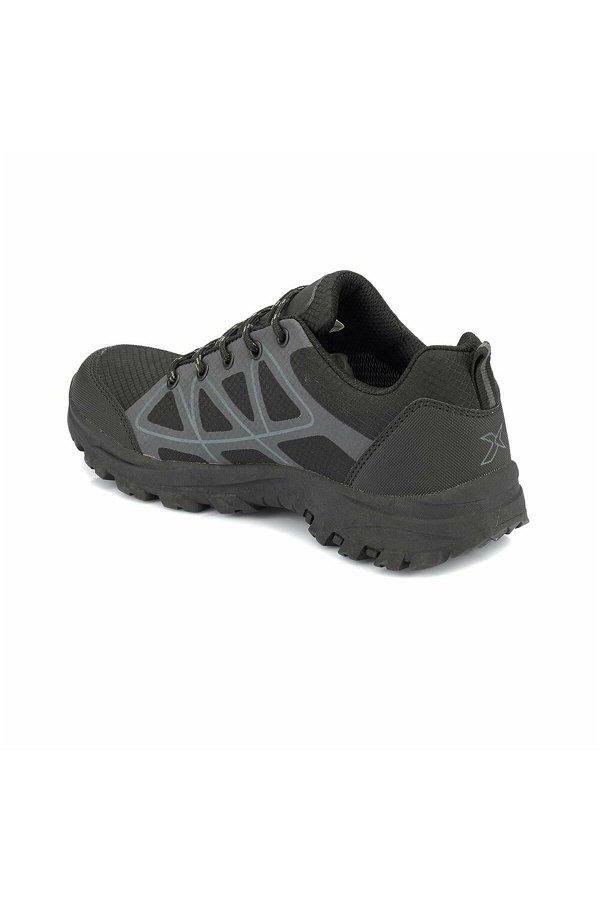 Kinetix Pulse Su Geçirmez Siyah Kadın Ayakkabı