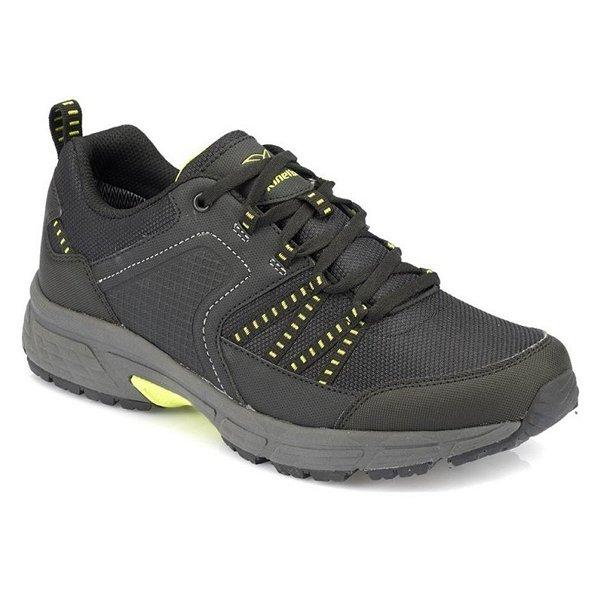 Kinetix Terreno Siyah - Neon Sarı Erkek Outdoor Ayakkabı