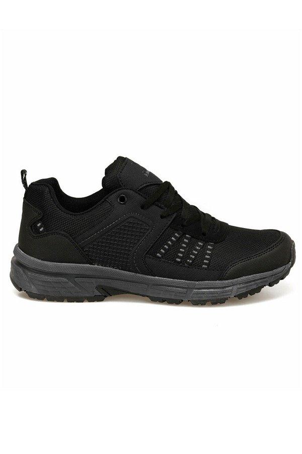 Kinetix Terreno Siyah-Gri Erkek Outdoor Ayakkabı