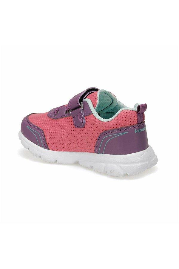 Kinetix Yannı  Pu Çocuk Spor Ayakkabı FUSYA