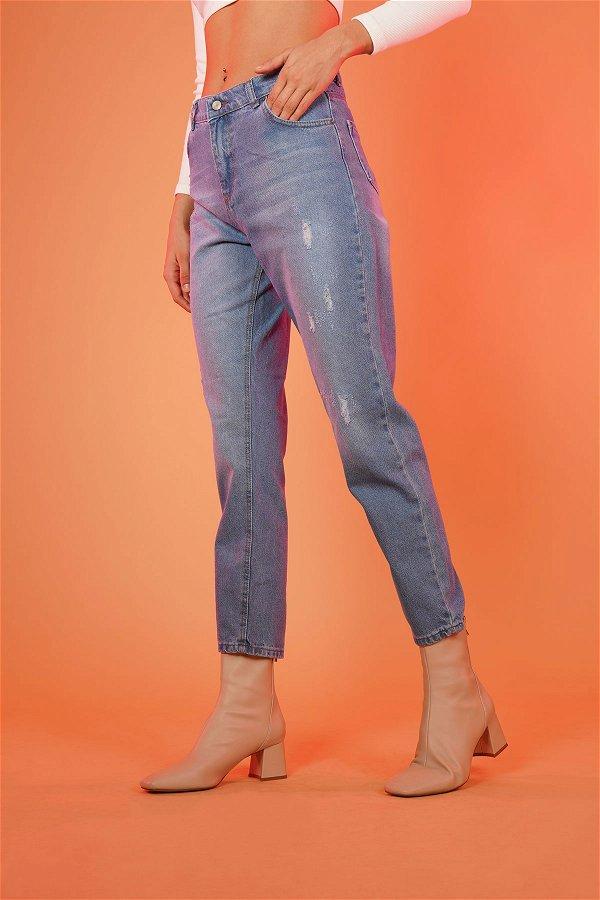 Lazerli Mom Jeans