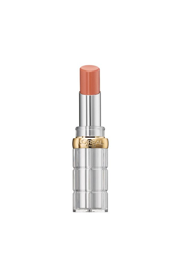 L'Oreal Paris Color Riche Shine Naked Tans Ruj 656 Beige In The City - Nude STD