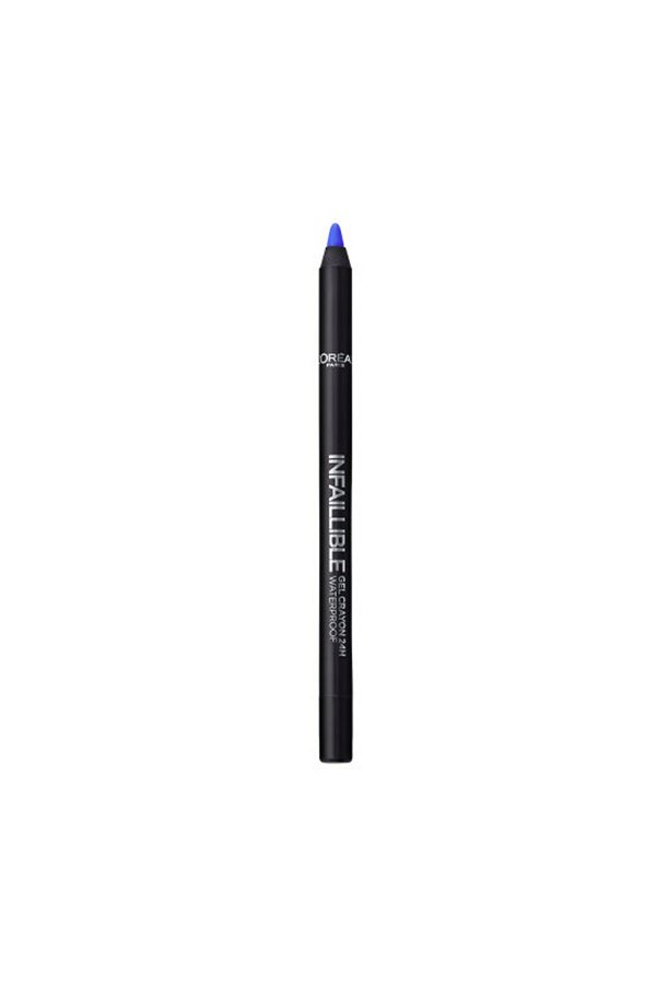L'Oreal Paris Infaillible Gel Crayon Göz Kalemi 10 Ive Got the Blue - Mavi STD