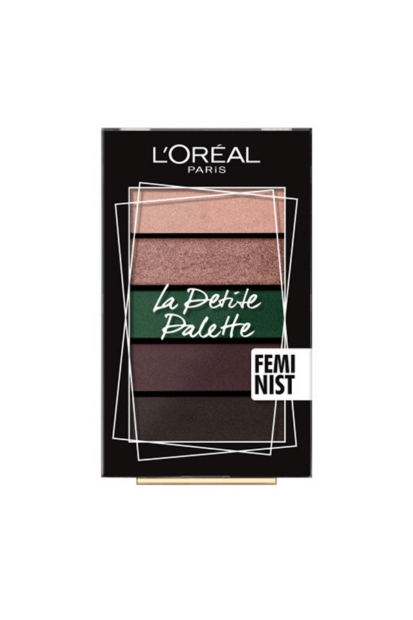 L'Oreal Paris La Petite Far Paleti - Feminist STD