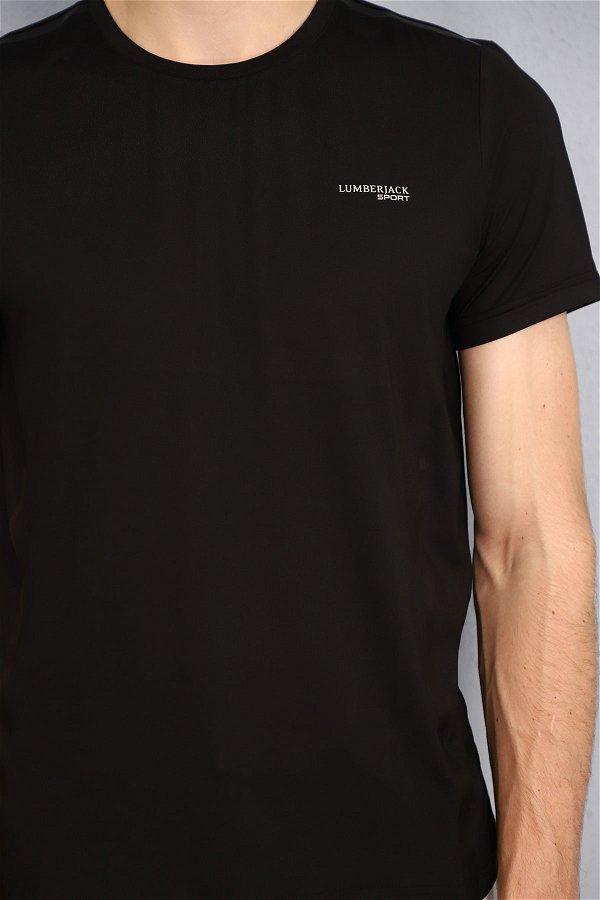 Lumberjack Baskılı  Erkek T-shirt