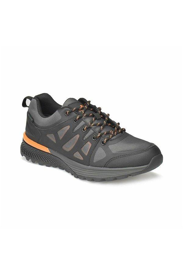 Lumberjack Canyon Gri/Turuncu Erkek Su Geçirmez Outdoor Ayakkabı
