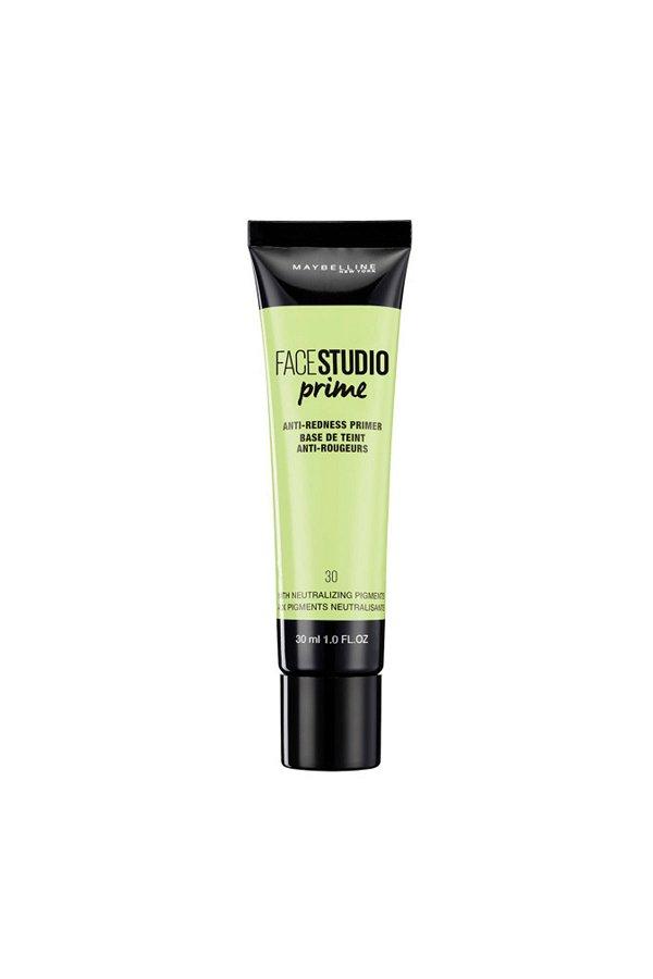 Maybelline New York Face Studio Prime Kızarıklık Önleyici Makyaj Bazı STD