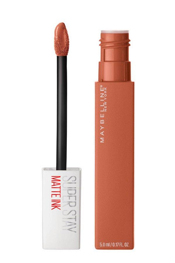 Maybelline New York Super Stay Matte Ink Likit Mat Ruj STD