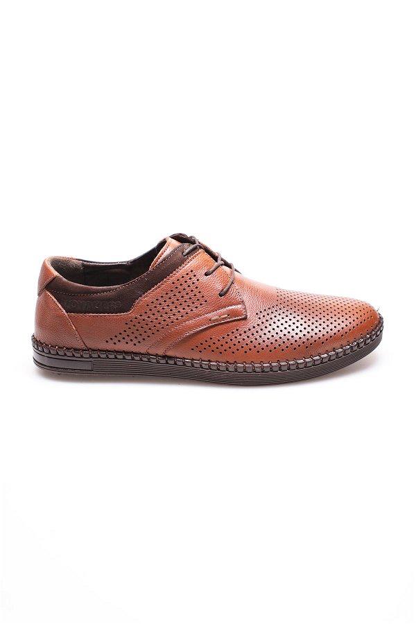 Bağcıklı Ayakkabı TABA