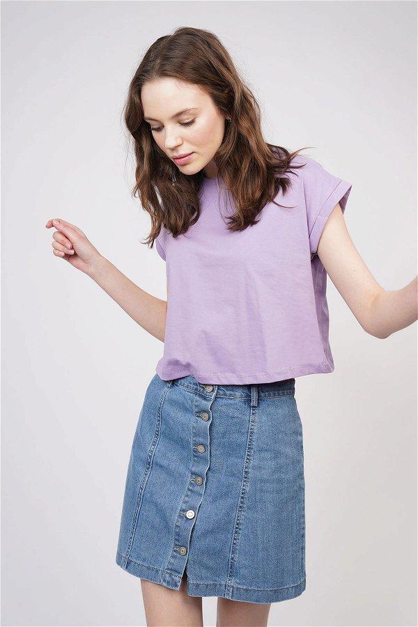 Mini T-shirt LILA