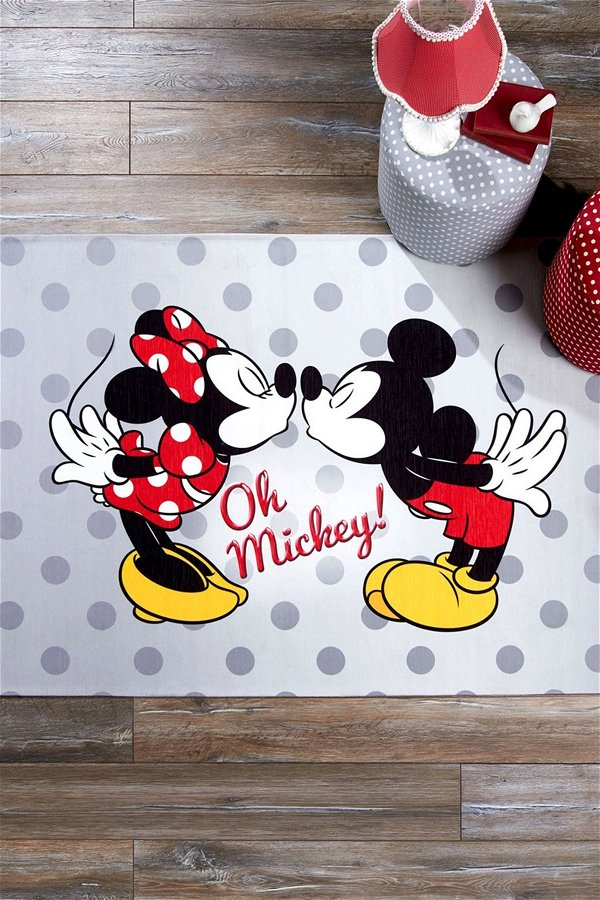 MINNIE-MICKEY LOVE 120X180 STD