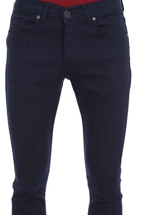 Pamuk Saten Likralı Pantolon