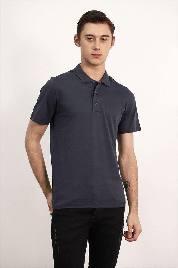 Polo Yaka T-shirt ANTRASIT