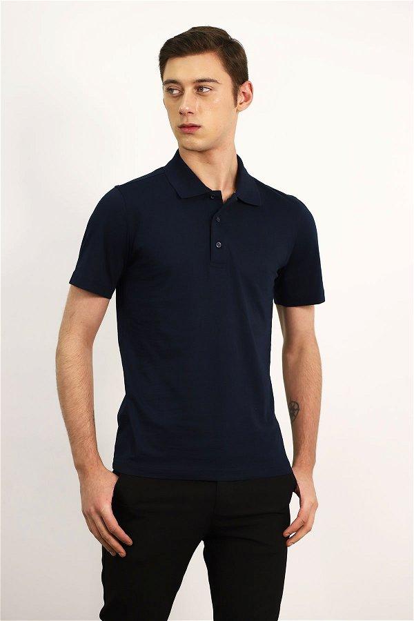 Polo Yaka T-shirt KARISIK