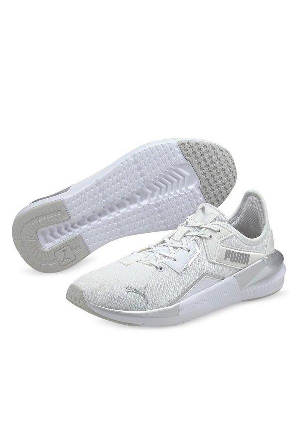 Puma Platinum Metalic Kadın Spor Ayakkabı GRI