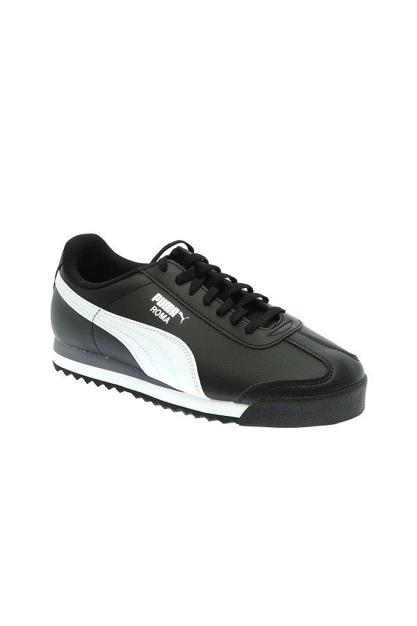 Puma Roma Kadın Spor Ayakkabı SIYAH