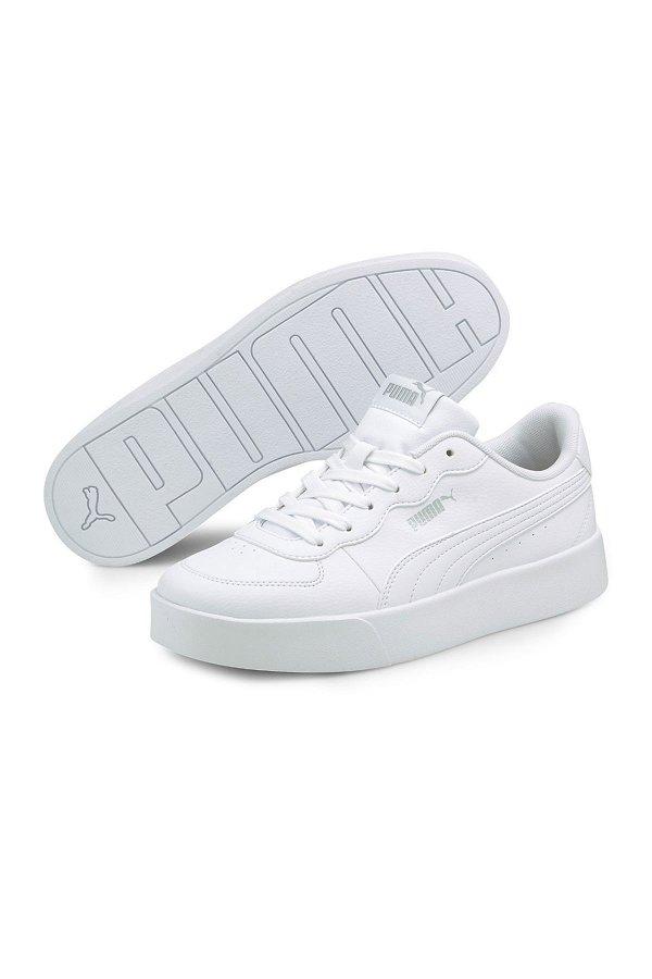 Puma Skye Clean Kadın Spor Ayakkabı BEYAZ