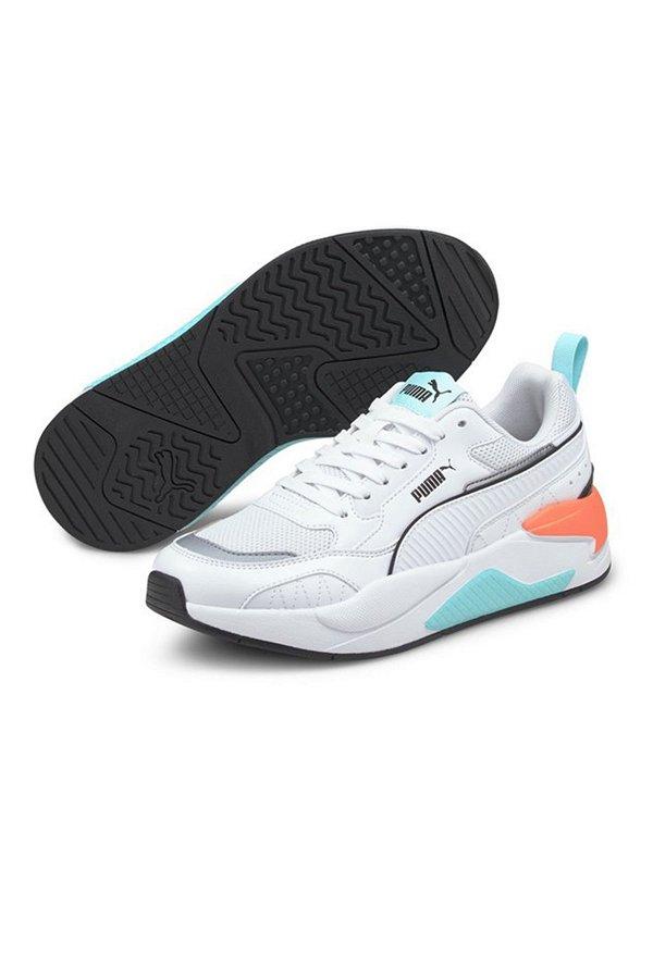 Puma X-Ray  2 Square Kadın Spor Ayakkabı BEYAZ