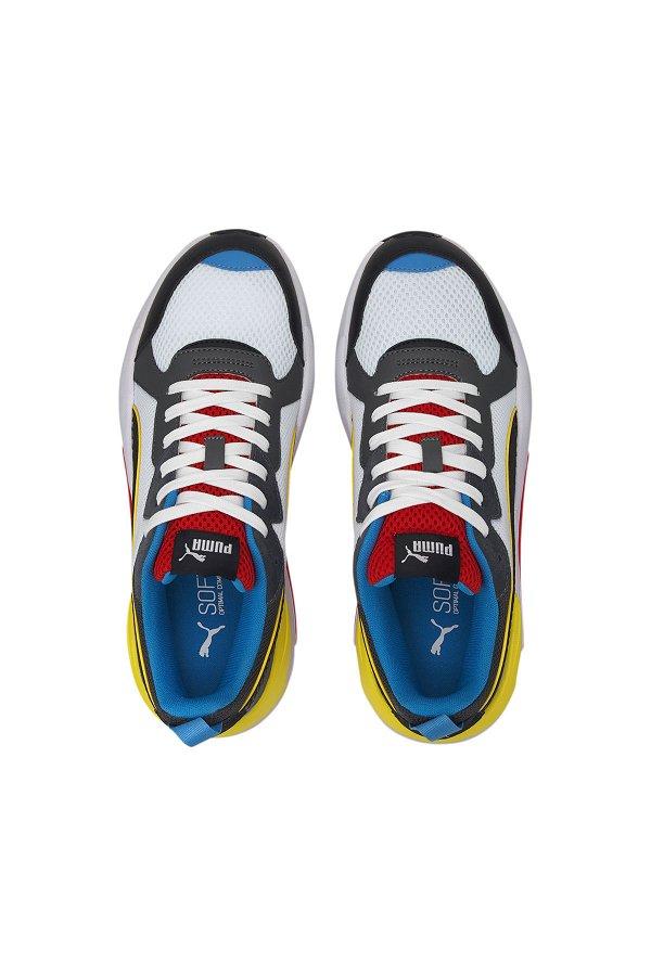 Puma X-Ray Erkek Spor Ayakkabı BEYAZ-SIYA