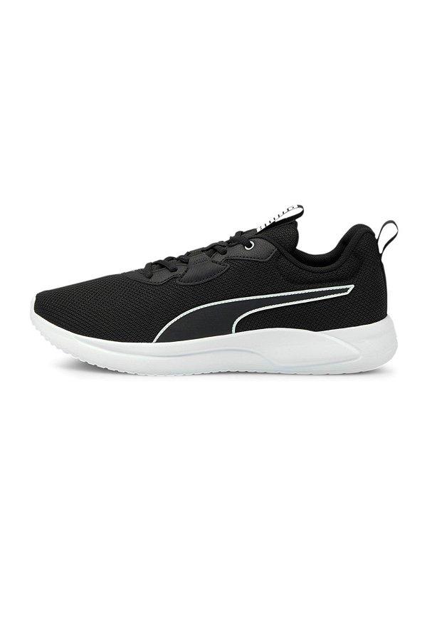 Puma Resolve Erkek Spor Ayakkabı SIYAH