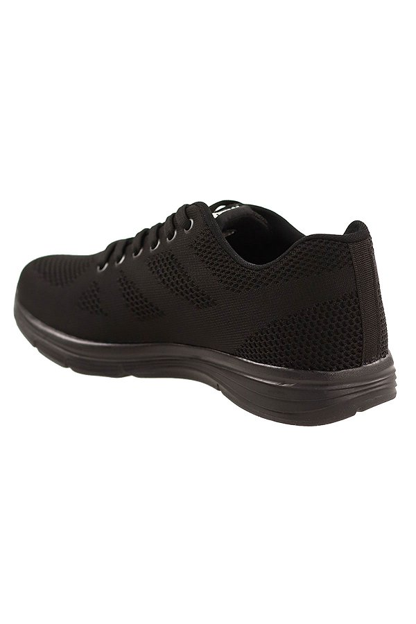 SCOOTER M5423 Tekstil Erkek Ayakkabı SIYAH