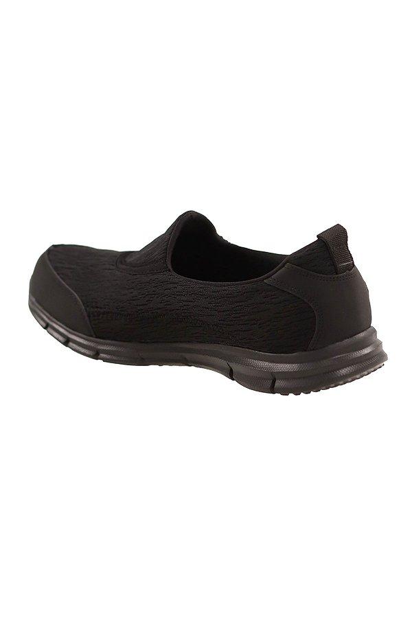 Scoteer Kadın Günlük Ayakkabı SIYAH