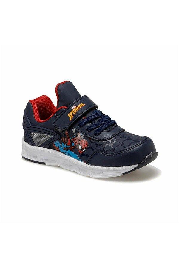 Spıderman Çocuk Spor Ayakkabı LACIVERT
