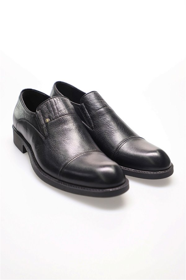 Termo Taban Klasik Ayakkabı SIYAH