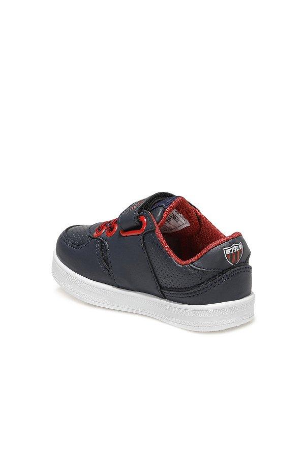 U.S Polo Cameron Çocuk Spor Ayakkabı LACIVERT
