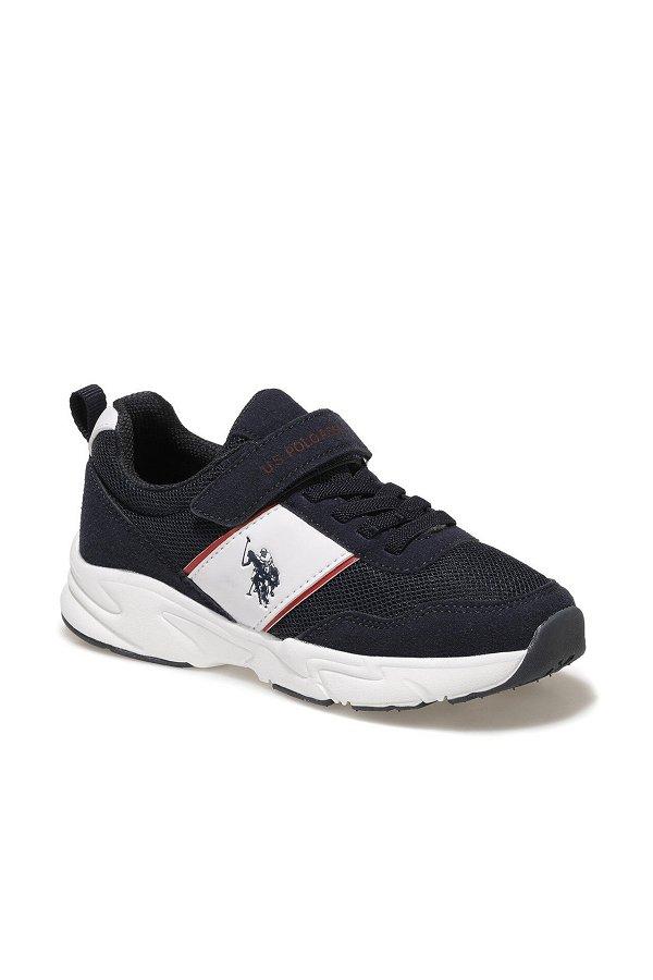 U.S Polo Doja Çocuk Spor Ayakkabı LACVERT