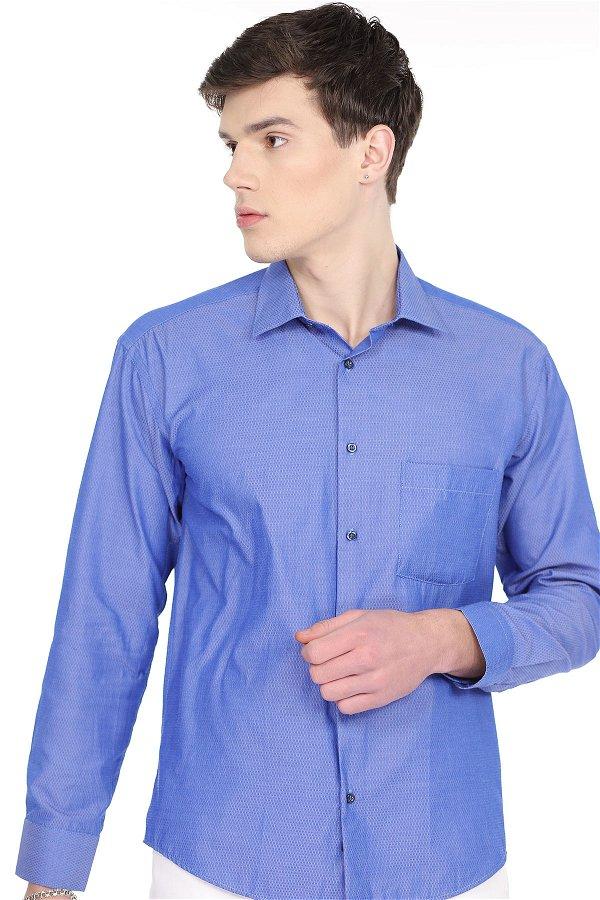 Uzun Kol Gömlek INDIGO