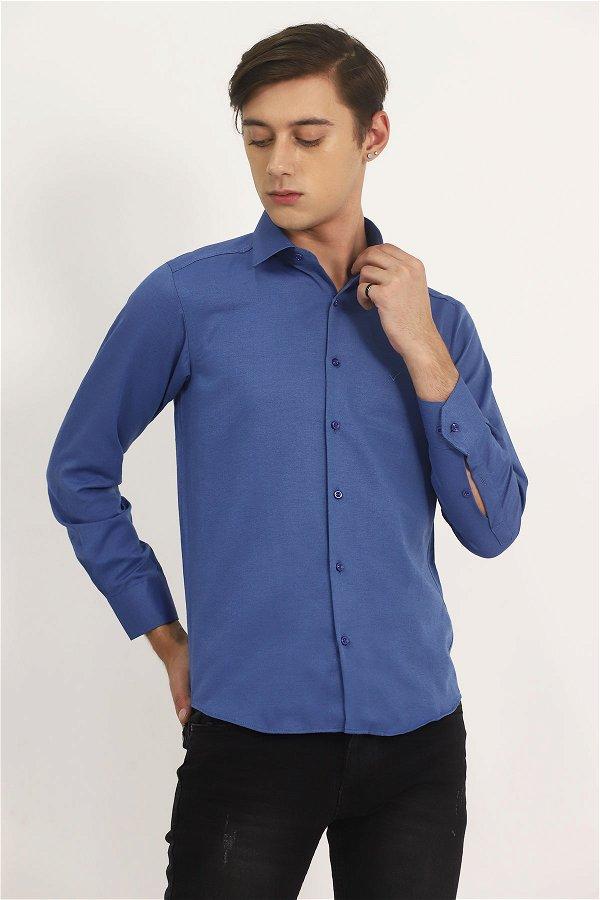 Uzun Kol Slim Fit Gömlek PARLEMENT