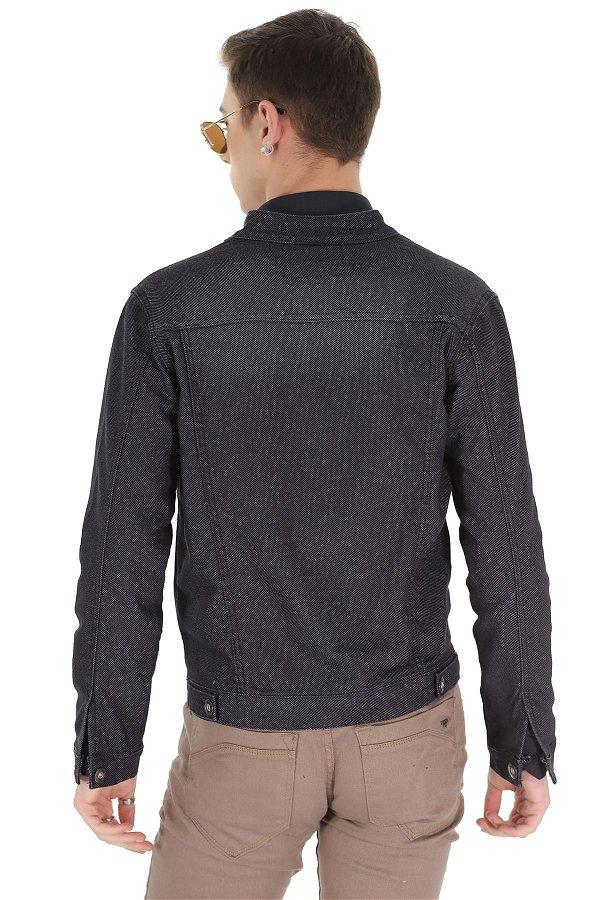 Yıkamalı Kot Ceket FUME